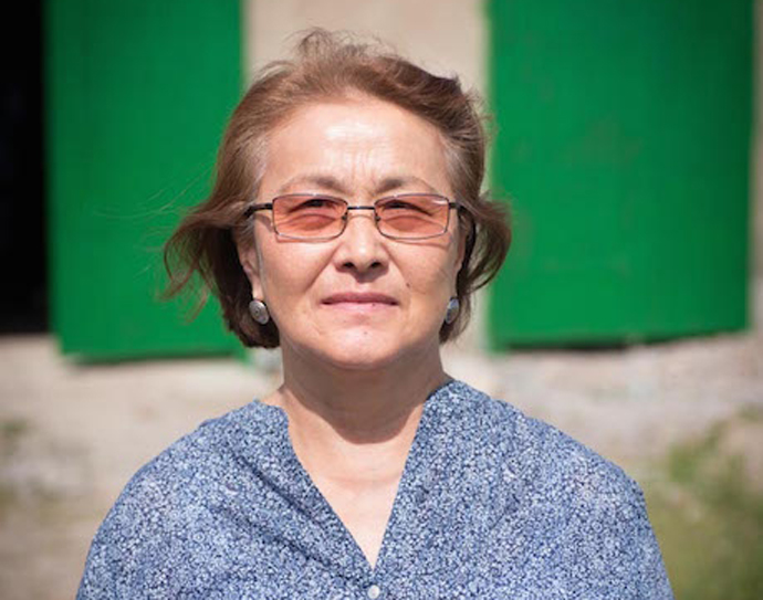 Gulja Takyrbascheva