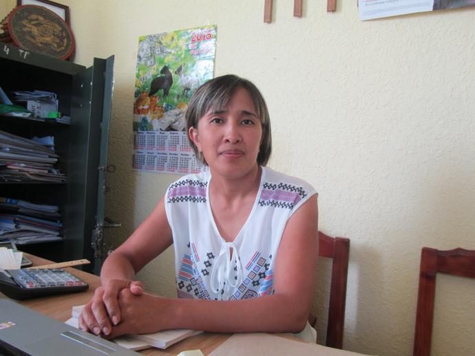 Sarema Tynalieva