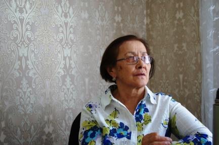 """Gulbarchyn """"Gulja"""" Takyrbasheva"""